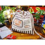 カルチャーマートのキンチャク袋(No.20) アメリカ雑貨 アメリカン雑貨 おもしろグッズ おもしろ雑貨