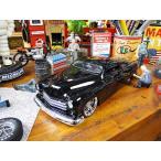 Jada 1951年マーキュリーのダイキャストモデルカー 1/24スケール(ブラック) アメリカン雑貨