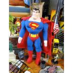 スーパーマンのぬいぐるみ アメリカ雑貨 アメリカン雑貨
