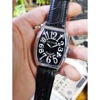 天才時計師フランク三浦の腕時計(六号機(改)デカ時計タイプマグナム/ハイパーブラック) アメリカ雑貨 アメリカン雑貨