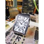 天才時計師フランク三浦の腕時計 初号機(改)通常サイズ(シルバーホワイト) アメリカ雑貨
