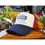 カルチャーマートのメッシュキャップ(プリントタイプ/シリーズ1/No.8) アメリカン雑貨 アメリカ雑貨 ベースボールキャップ メンズ メッシュ  アメカジ 帽子