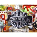 ショッピングハーレーダビッドソン ハーレーダビッドソンの3Dエンブレムステッカー(シルバー) アメリカン雑貨 アメリカ雑貨