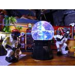 Yahoo!アメリカ雑貨通販キャンディタワーパーティーライト(ブラック) ■ アメリカン雑貨 アメリカ雑貨 ハロウィン パーティー おもしろ雑貨 ランプ 照明