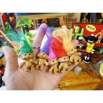トロール人形キーリング(5色セット) アメリカン雑貨 アメリカ雑貨