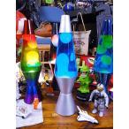 Lava Lamp社 ラバライト 正規品 ラバランプ(ホワイト/ブルー) アメリカ雑貨 アメリカン雑貨