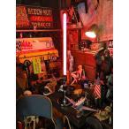 スターウォーズ ライトセーバーのデスクトップLEDランプ(ダースベイダー) アメリカ雑貨 アメリカン雑貨