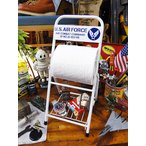 ショッピングエアフォース U.S.エアフォースのトイレットペーパーホルダー アメリカ雑貨 アメリカン雑貨