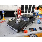 Jada 映画「ワイルドスピード」のダイキャストモデルカー 1/24スケール(ドム/1970年ダッジ・チャージャー) アメリカ雑貨 アメリカン雑貨