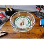 ハワイアン・ガラスアシュトレイ(ロイヤルハワイアンホテル) ■ アメリカン雑貨 アメリカ雑貨 灰皿
