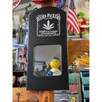 ヘンプピッカーのウォールミラーボード ■ アメリカン雑貨 アメリカ雑貨 壁掛け鏡
