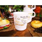 ハワイアンミルキーマグ(ハワイマップ)  アメリカ雑貨 アメリカン雑貨