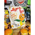アメリカンキンチャク袋 Lサイズ(オレンジバード) アメリカ雑貨 アメリカン雑貨 巾着袋 バッグ 小物入れ