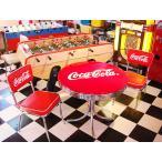 コカ・コーラブランド ローテーブル 【チェアー別売】 アメリカ雑貨 アメリカン雑貨 机 おしゃれ 人気 ダイナーグッズ 通販