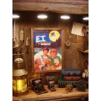 ポスターフレーム(E.T. MAKES FRIENDS) アメリカ雑貨 アメリカン雑貨  おしゃれ インテリア雑貨 ポスター 人気 壁掛け