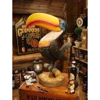 パブグッズ ギネスビールのトゥーカンの巨大人形 アメリカ雑貨 アメリカン雑貨 BAR バー 人気 店舗備品 おしゃれ インテリア