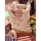コーヒー麻袋トラッシュ アメリカ雑貨 アメリカン雑貨 ゴミ箱 おしゃれ