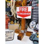 アメリカのプラスチックサインボード ヘビーオンスタイプ(消火栓) アメリカ雑貨 アメリカン雑貨