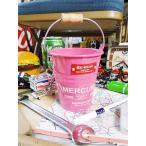 マーキュリーミニバケツ(ピンク) ■ アメリカン雑貨 アメリカ雑貨 MERCURY おしゃれ 人気 男前 生活雑貨 小物入れ ペンスタンド