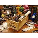 ダルトン ウッデンボックス 1仕切り(ナチュラル)  アメリカン雑貨 木箱 収納 アンティーク おしゃれ アメリカ 通販 人気 可愛い カントリー雑貨