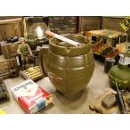 手榴弾型アシュトレイ(カーキグリーン) アメリカ雑貨 アメリカン雑貨 おもしろグッズ おもしろ雑貨
