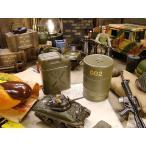 ミリタリードラム缶&ジェリ缶 S&Pセット アメリカ雑貨 アメリカン雑貨 おもしろグッズ おもしろ雑貨