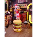 ハンバーガーチェアー アメリカン雑貨 椅子