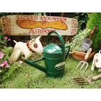 Yahoo!アメリカ雑貨通販キャンディタワーダルトン オールドスタイル・ウォータリングカン(グリーン) アメリカン雑貨