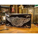 Yahoo!アメリカ雑貨通販キャンディタワーハーレーダビッドソンのライセンスプレート(フィリグリースタイル) アメリカ雑貨 アメリカン雑貨