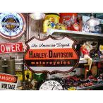 ショッピングハーレーダビッドソン ハーレーダビッドソンのビッグサイズ看板(シールドシェイプ) アメリカ雑貨 アメリカン雑貨 アメリカ 輸入 インテリア グッズ 雑貨 人気