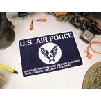 ショッピングエアフォース U.S.エアフォースのインテリアマット アメリカ雑貨 アメリカン雑貨