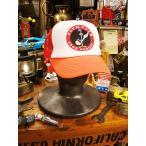 レーシング メッシュキャップ(ロードランナー赤) アメリカ雑貨 アメリカン雑貨 帽子 メンズ ファッション アメカジ 人気 おしゃれ オシャレ ガレージ