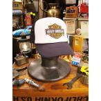 レーシング メッシュキャップ(ハーレーダビッドソン) アメリカ雑貨 アメリカン雑貨 帽子 メンズ ファッション アメカジ 人気 おしゃれ
