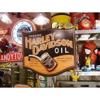 ショッピングハーレーダビッドソン ハーレーダビッドソン オイル缶ヴィンテージサイン アメリカ雑貨 アメリカン雑貨 アメリカ 輸入 インテリア グッズ 雑貨 人気