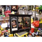 ショッピングハーレーダビッドソン ハーレーダビッドソンのオイル缶ミラーフックボード アメリカ雑貨 アメリカン雑貨 アメリカ 輸入 インテリア グッズ 雑貨 人気