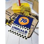 ユノカル76のキンチャク袋 Lサイズ アメリカ雑貨 アメリカン雑貨 巾着袋 バッグ 小物入れ
