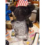 デッドベアー(ビーンベア) 7インチコレクションシリーズ(ブラックピーター) アメリカ雑貨 アメリカン雑貨 インテリアグッズ 人気 ブランド 小物 輸入