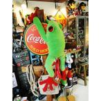 カエルのぬいぐるみ(超特大サイズ) ■ アメリカン雑貨 アメリカ雑貨 大きいサイズ ぬいぐるみ 動物 カエルグッズ  かわいい 赤目カエル