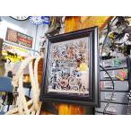 ショッピングハーレーダビッドソン ハーレーダビッドソンのパブミラー(バー&シールド) アメリカ雑貨 アメリカン雑貨 アメリカ 輸入 インテリア グッズ 雑貨 人気