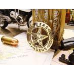アメリカンポリスのメタルバッジ(テキサスレンジャー) アメリカ雑貨 アメリカン雑貨