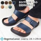 リゲッタ カヌー サンダル / CJFD5318 / メンズ / ダブルベルト フィールドソール / RegettaCanoe / 日本製 / 正規取扱店
