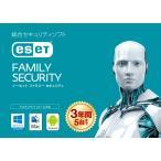 【公式ストア】ESET ファミリー セキュリティ 3年版(カードタイプ)