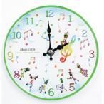 Yahoo!発表会記念品専門店 カンタービレ掛置時計 マーチングバンド この商品はお取り寄せ商品です  記念品 音楽雑貨 音符 ト音記号 ピアノ発表会