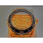 タグホイヤー プロフェッショナル 3000シリーズ 937406 メンズ ゴールド