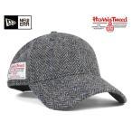 ショッピングニューエラ ニューエラ NEW ERA×ハリスツイード ストラップバック キャップ  ウィンドペン 帽子