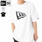 ニューエラ Tシャツ FLAG LOGO BASIC NEW ERA (MB)