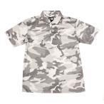 ショッピングニューエラ ニューエラ ゴルフ ポロシャツ グレーウッドランドカモ メンズ