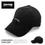 ショッピングLOW スラッシャー キャップ THRASHER cap 送料無料 帽子 GONZ ゴンズ マグ コーデュロイ LOWキャップ ローキャップ キャップ ブラック がんちゃん メンズ レディース