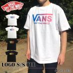 ショッピングVans 【ゆうパケット送料無料】 VANS Tシャツ バンズ ヴァンズ  半袖 ブラック ホワイト ロゴ OFF THE WALL LOGO TEE トップス スケート ストリート