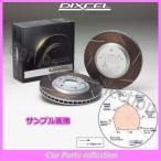エブリィ DB52T/DB52V(99/1〜01/09) ディクセルブレーキローター フロント1セット HSタイプ 3714013(要詳細確認)